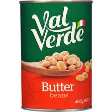 VV Butter Beans