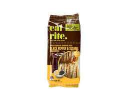 Eat Rite Crackers - Black Pepper and Sesame (100g)