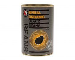 spiral blackbeans