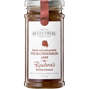 Beerenberg Fig and Cinnamon Jam (300g)