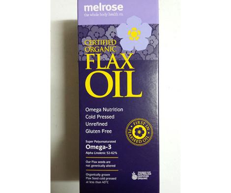 Flax Oil - Organic (200ml)