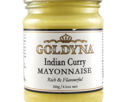 Goldyna Indian Curry Mayo (250g)