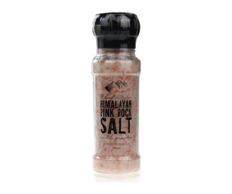 Grinder - Himalayan Natural Pink Rock Salt (200g)