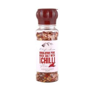 Grinder - Himalayan Pink Rock Salt with Crushed Chilli (160g)