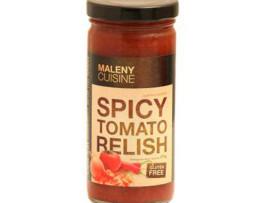 Maleny Cuisine - Spicy Tomato Relish (275g)