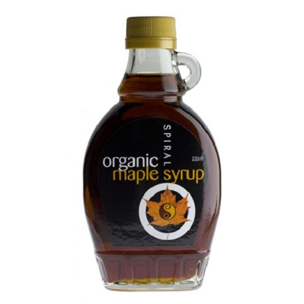 Maple Syrup - Organics; Spiral