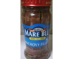 Mare Blue - Anchovy Fillets in Oil (95g)