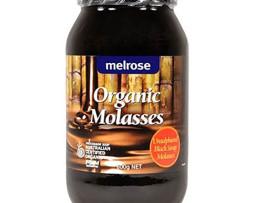 Melrose - Organic Molasses (600g)