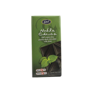 Noble Choice Dark Chocolate with Mint (85g)