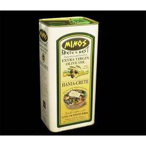 Olive Oil - Minos Extra Virgin (4L)