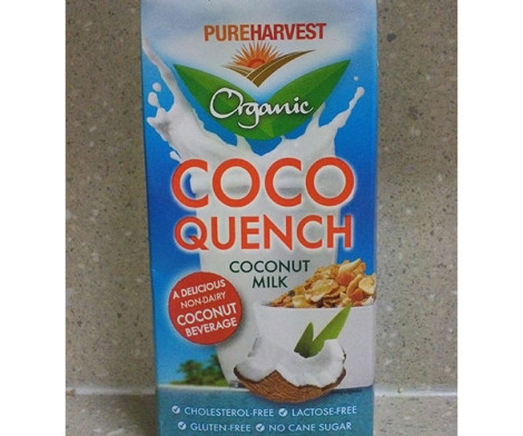 Organic Coco Quench - Pure Harvest (1L)