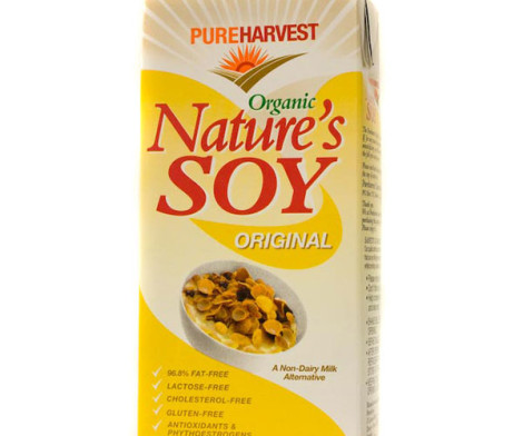 Organic Nature's Soy - Pure Harvest (1L)