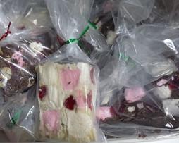 Rocky Road - White Chocolate
