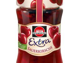 Schwartau - Red Cherry (340g)