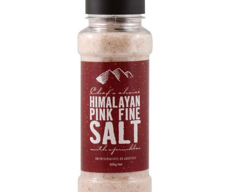 Sprinkler - Himalayan Pink Rock Salt (200)
