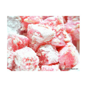 Turkish Delight - Rose and Almond