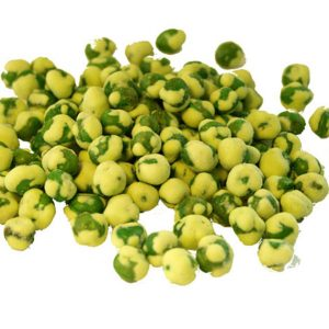 Wassabi Peas