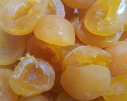 Glace Peaches